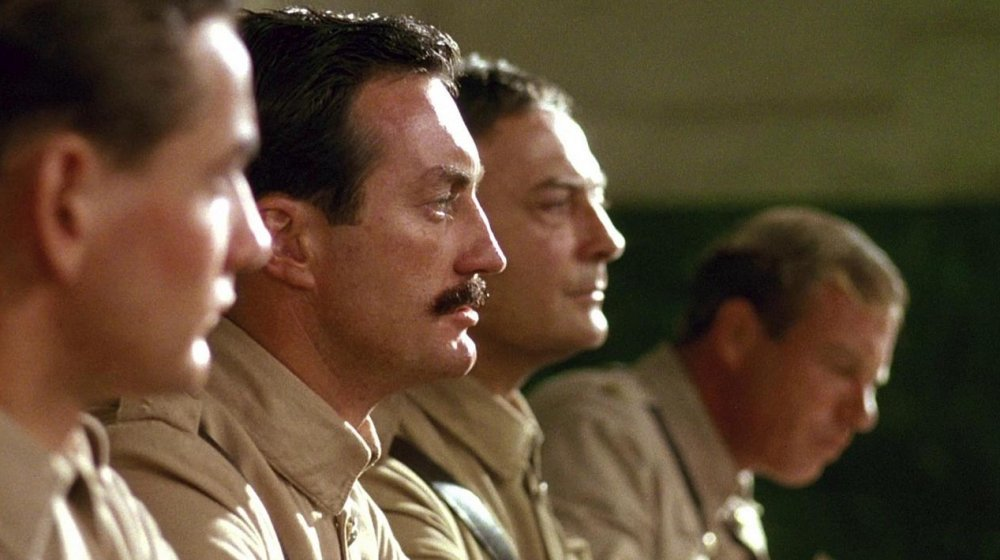 a review of the film breaker morant The late 1970s and early 1980s was a triumphant period for australian cinema and breaker morant shows why this tense, classy depiction, of the controversial court-martial of british lieutenant harry 'breaker' morant (woodward) doesn't pull its punches in its portrayal of military corruption, or its criticism of british colonial policy.
